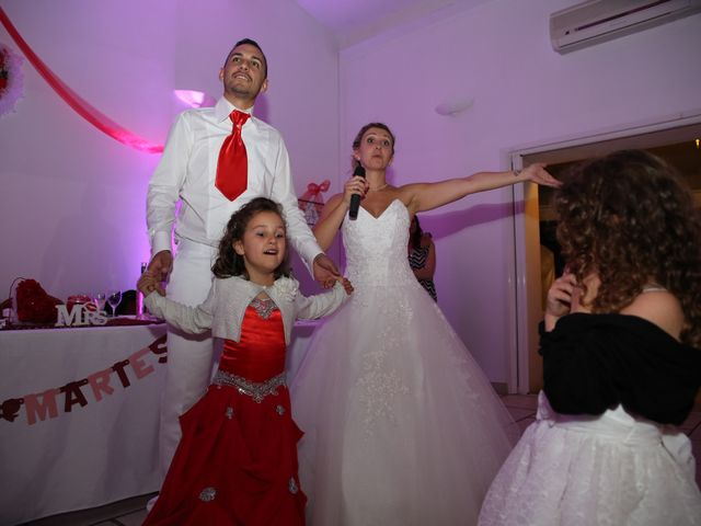 Le mariage de Christophe et Nina à Saint-Maximin-la-Sainte-Baume, Var 42