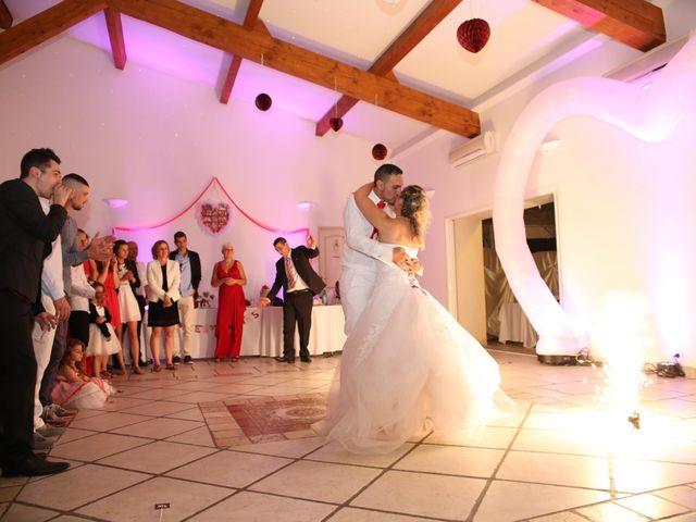 Le mariage de Christophe et Nina à Saint-Maximin-la-Sainte-Baume, Var 45