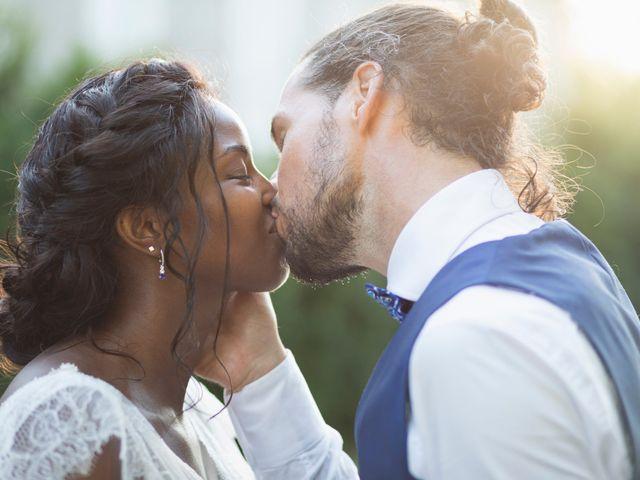 Le mariage de Samuel et Kadija à Nantes, Loire Atlantique 4
