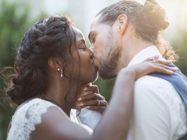 Le mariage de Samuel et Kadija à Nantes, Loire Atlantique 5
