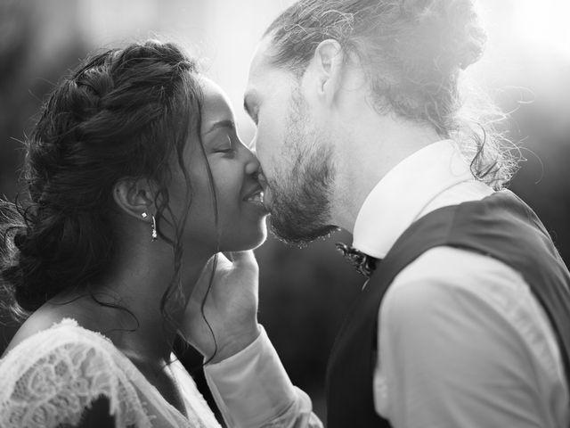 Le mariage de Samuel et Kadija à Nantes, Loire Atlantique 6