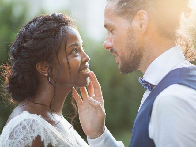 Le mariage de Samuel et Kadija à Nantes, Loire Atlantique 1