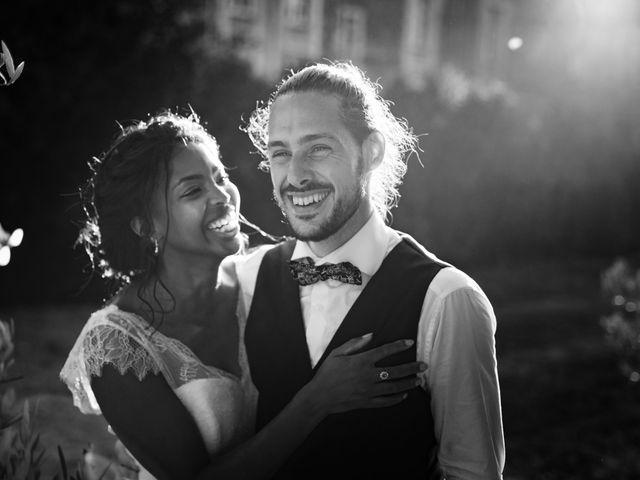 Le mariage de Samuel et Kadija à Nantes, Loire Atlantique 8