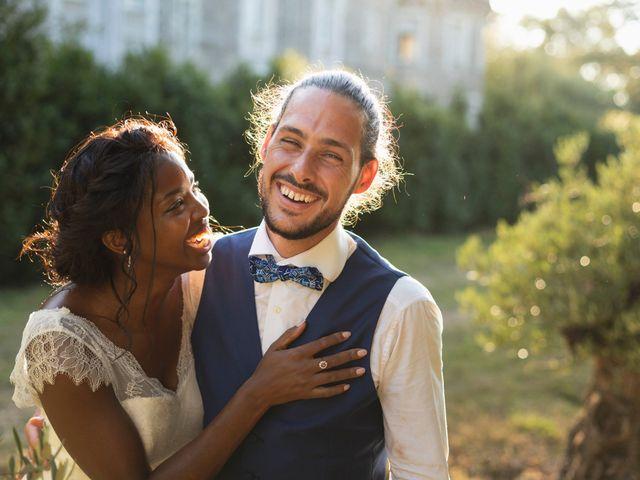 Le mariage de Samuel et Kadija à Nantes, Loire Atlantique 9