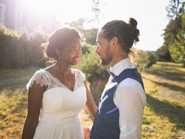 Le mariage de Samuel et Kadija à Nantes, Loire Atlantique 11