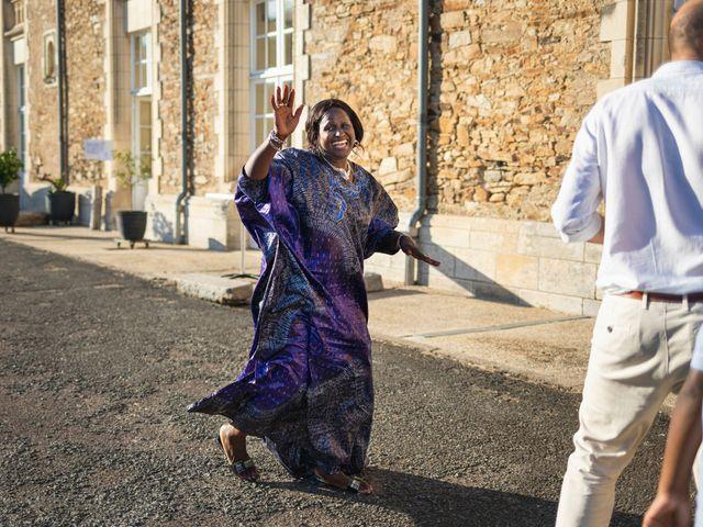 Le mariage de Samuel et Kadija à Nantes, Loire Atlantique 16
