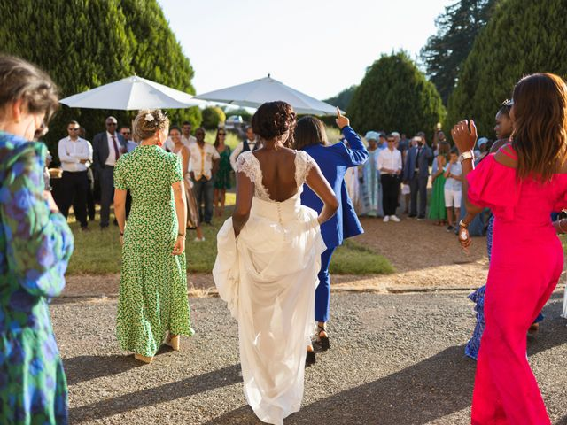 Le mariage de Samuel et Kadija à Nantes, Loire Atlantique 17