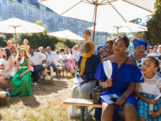 Le mariage de Samuel et Kadija à Nantes, Loire Atlantique 33