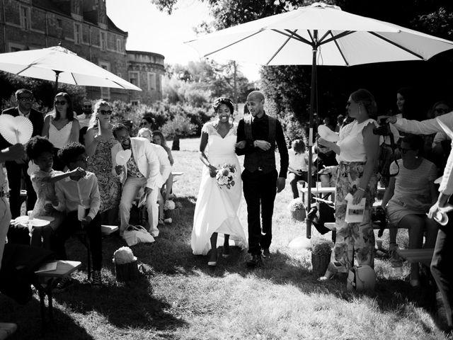 Le mariage de Samuel et Kadija à Nantes, Loire Atlantique 34