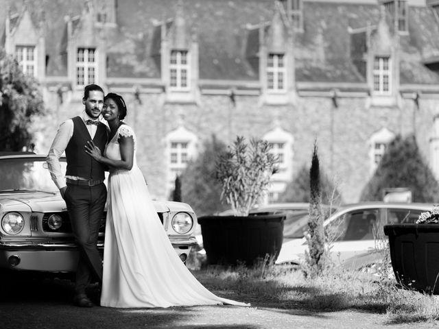 Le mariage de Samuel et Kadija à Nantes, Loire Atlantique 35
