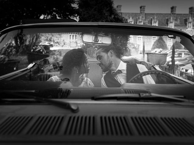 Le mariage de Samuel et Kadija à Nantes, Loire Atlantique 37