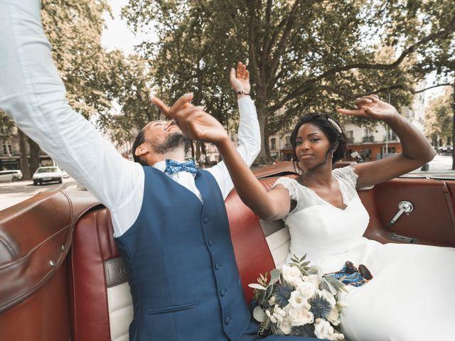 Le mariage de Samuel et Kadija à Nantes, Loire Atlantique 46