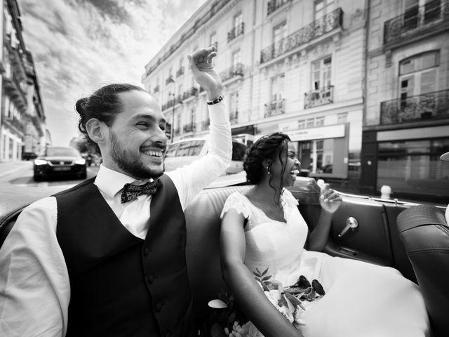 Le mariage de Samuel et Kadija à Nantes, Loire Atlantique 47