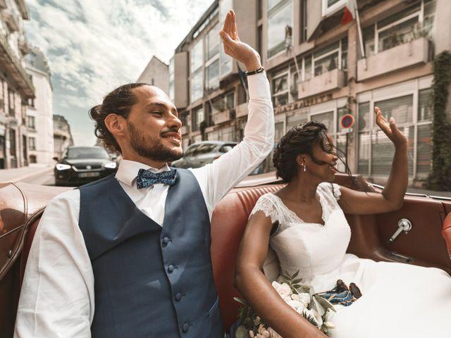 Le mariage de Samuel et Kadija à Nantes, Loire Atlantique 48