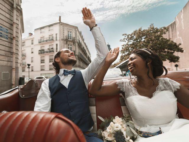 Le mariage de Samuel et Kadija à Nantes, Loire Atlantique 49