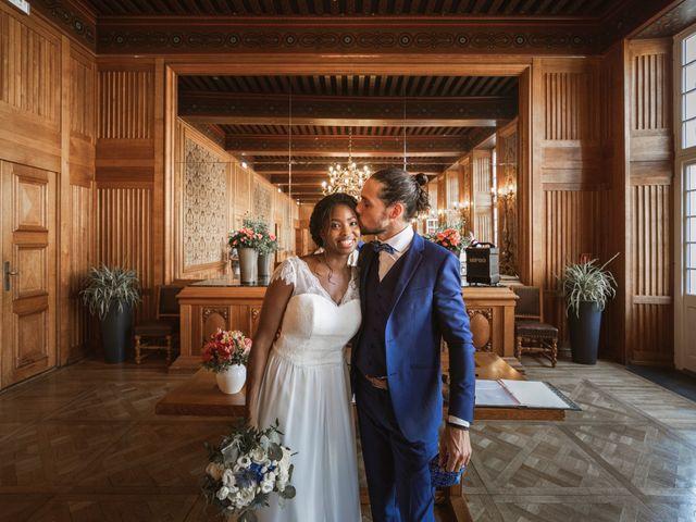Le mariage de Samuel et Kadija à Nantes, Loire Atlantique 51