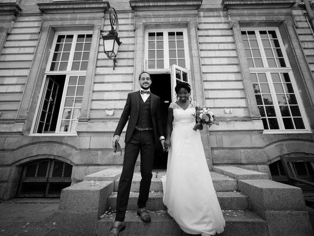 Le mariage de Samuel et Kadija à Nantes, Loire Atlantique 52