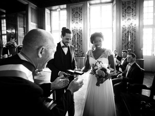 Le mariage de Samuel et Kadija à Nantes, Loire Atlantique 53