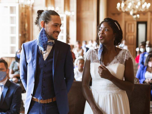 Le mariage de Samuel et Kadija à Nantes, Loire Atlantique 58