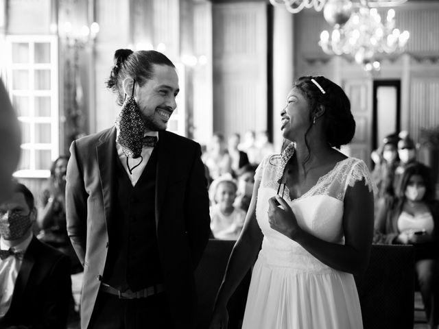Le mariage de Samuel et Kadija à Nantes, Loire Atlantique 59