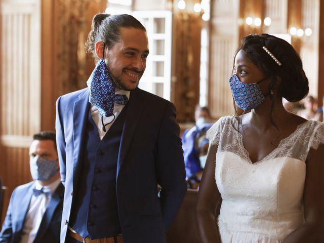 Le mariage de Samuel et Kadija à Nantes, Loire Atlantique 60