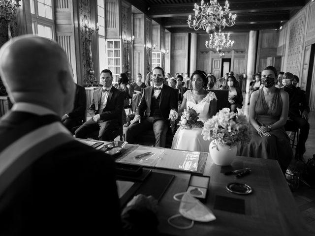 Le mariage de Samuel et Kadija à Nantes, Loire Atlantique 61
