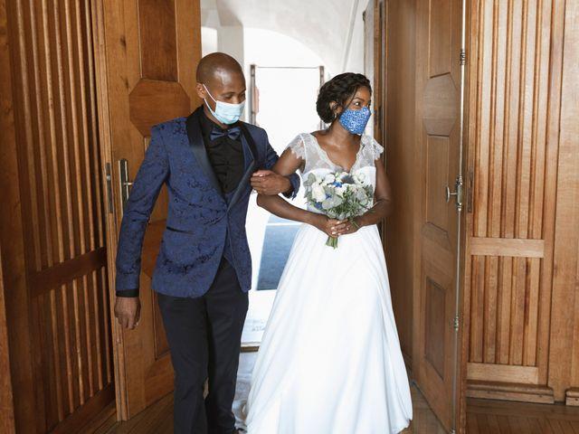 Le mariage de Samuel et Kadija à Nantes, Loire Atlantique 62