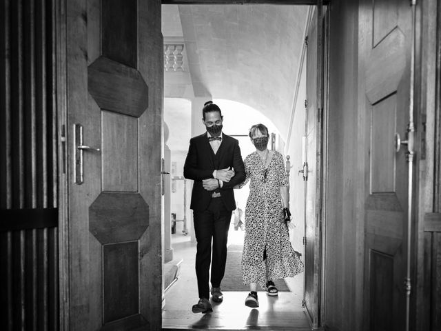 Le mariage de Samuel et Kadija à Nantes, Loire Atlantique 64
