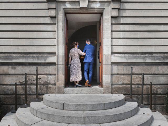 Le mariage de Samuel et Kadija à Nantes, Loire Atlantique 65