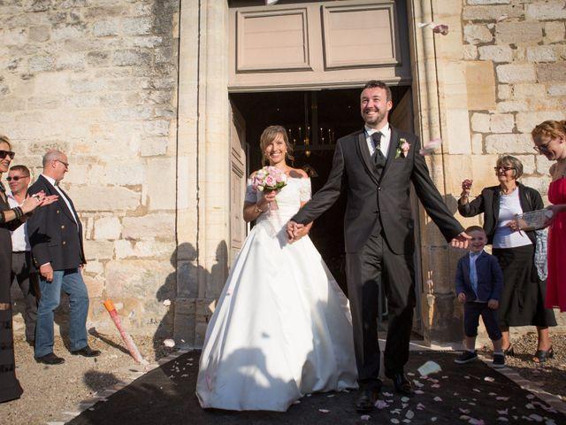 Le mariage de Romain et Audrey à Gilly-lès-Cîteaux, Côte d'Or 12