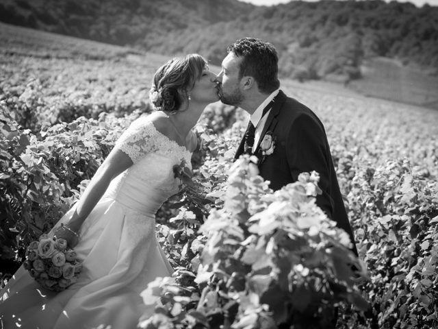 Le mariage de Romain et Audrey à Gilly-lès-Cîteaux, Côte d'Or 2