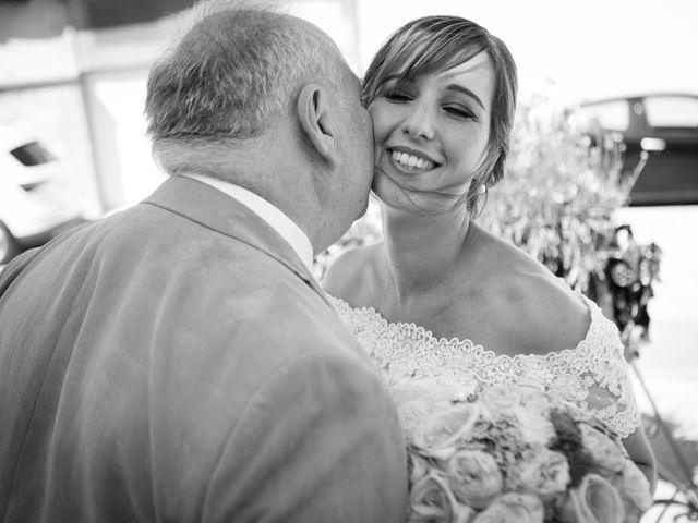 Le mariage de Romain et Audrey à Gilly-lès-Cîteaux, Côte d'Or 14