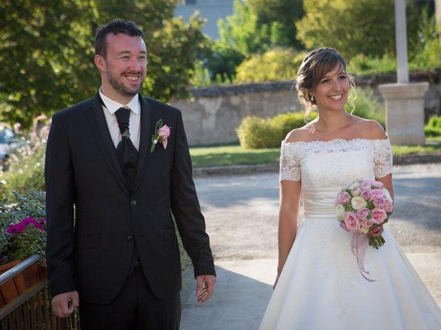 Le mariage de Romain et Audrey à Gilly-lès-Cîteaux, Côte d'Or 16