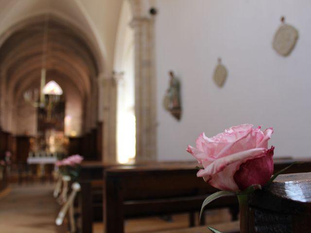Le mariage de Romain et Audrey à Gilly-lès-Cîteaux, Côte d'Or 18