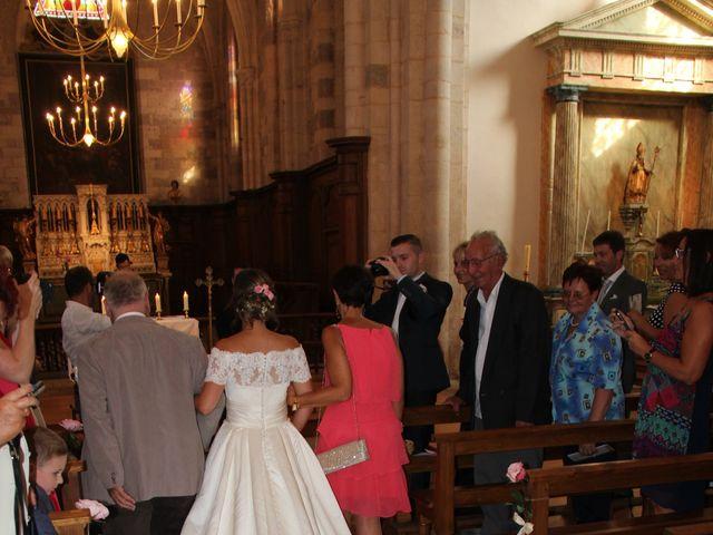 Le mariage de Romain et Audrey à Gilly-lès-Cîteaux, Côte d'Or 21