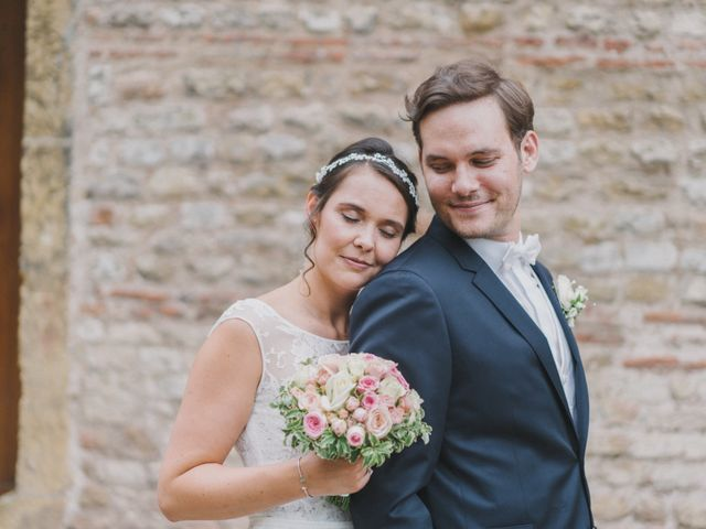 Le mariage de Linda et Jean-Victor