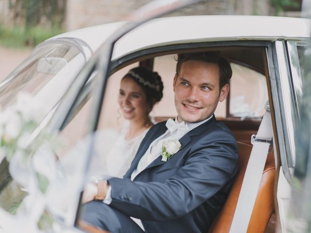 Le mariage de Jean-Victor et Linda à Metz, Moselle 10