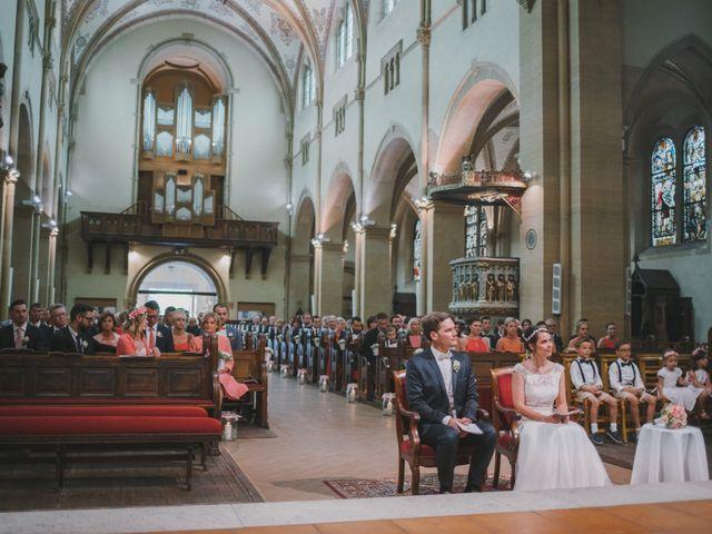 Le mariage de Jean-Victor et Linda à Metz, Moselle 27