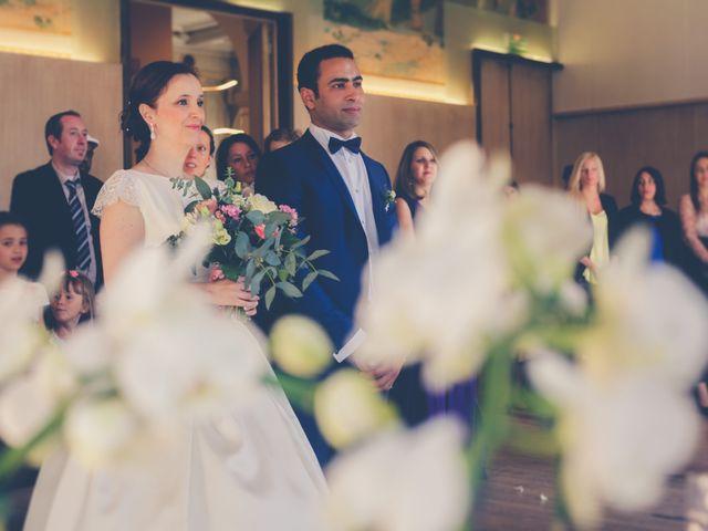 Le mariage de Ahmed et Elise à Champigny, Marne 9