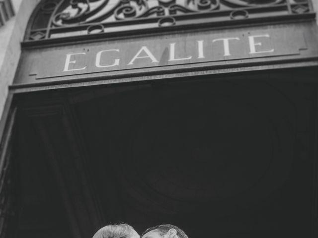 Le mariage de Ahmed et Elise à Champigny, Marne 1