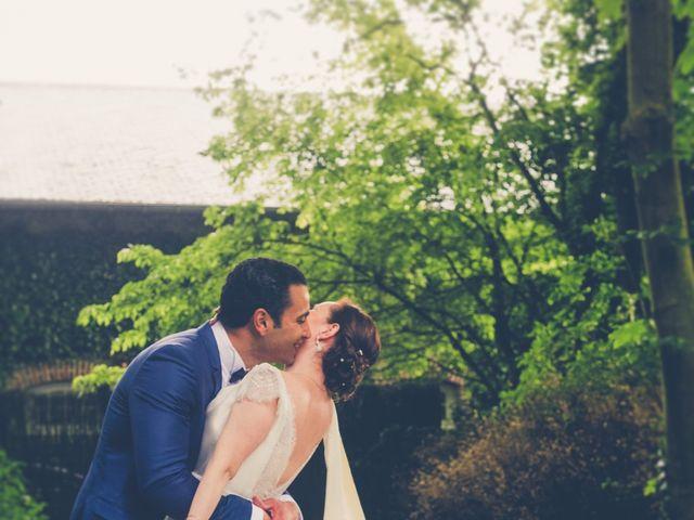 Le mariage de Ahmed et Elise à Champigny, Marne 16