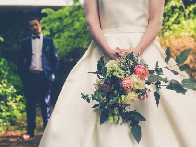 Le mariage de Ahmed et Elise à Champigny, Marne 17