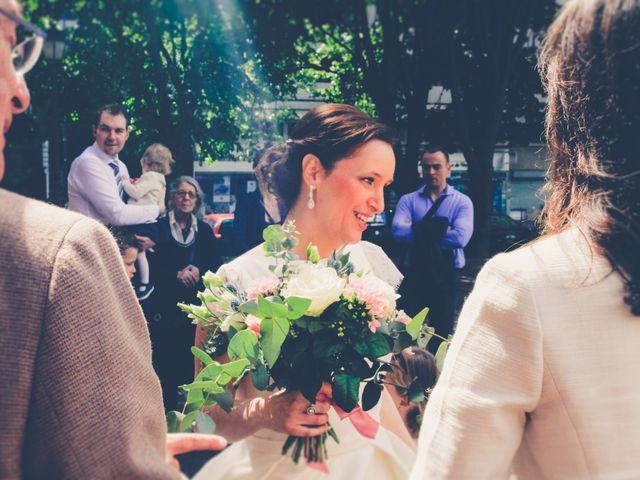 Le mariage de Ahmed et Elise à Champigny, Marne 22