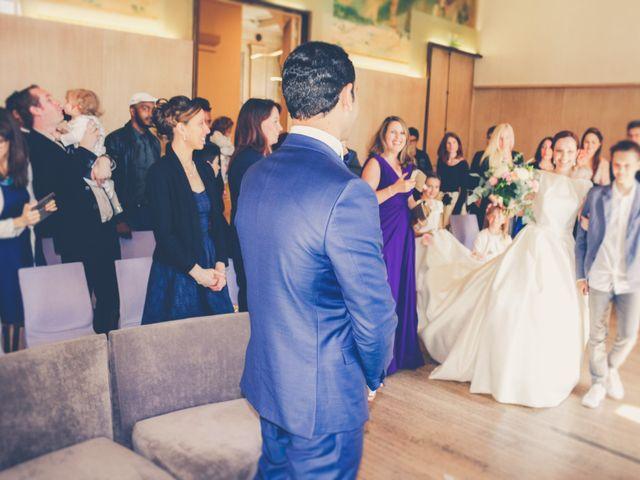 Le mariage de Ahmed et Elise à Champigny, Marne 23