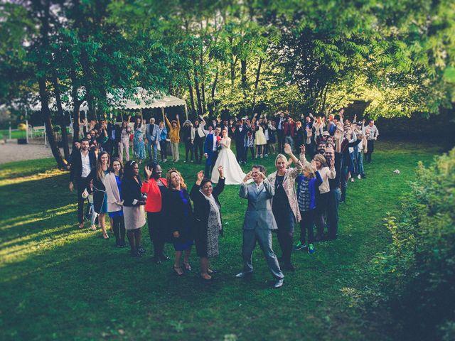 Le mariage de Ahmed et Elise à Champigny, Marne 27
