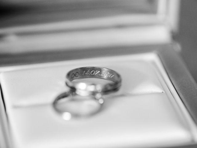 Le mariage de Loïc et Yulie à Cormeilles-en-Parisis, Val-d'Oise 25