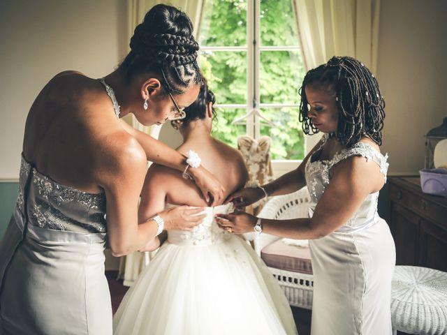 Le mariage de Loïc et Yulie à Cormeilles-en-Parisis, Val-d'Oise 40