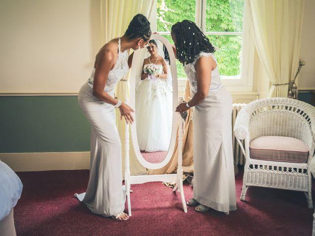 Le mariage de Loïc et Yulie à Cormeilles-en-Parisis, Val-d'Oise 50