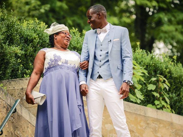 Le mariage de Loïc et Yulie à Cormeilles-en-Parisis, Val-d'Oise 54