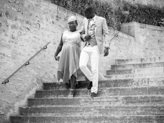 Le mariage de Loïc et Yulie à Cormeilles-en-Parisis, Val-d'Oise 55